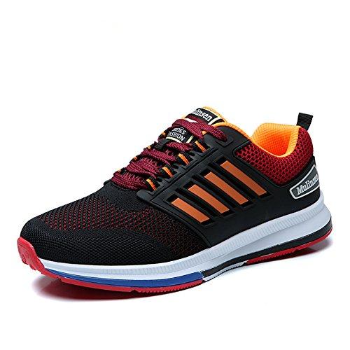 Venta Compras En Línea Barato En Línea Sneakers casual rosse per unisex Llegar A Comprar En Línea EyPsRV