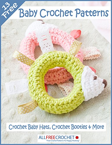 Amazon 13 Free Baby Crochet Patterns Ebook Prime Publishing