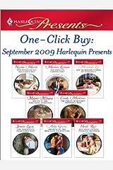 One-Click Buy: September 2009 Harlequin Presents