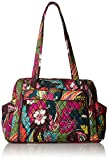 Vera Bradley Women's Stroll Around Baby Bag, Autumn Leaves