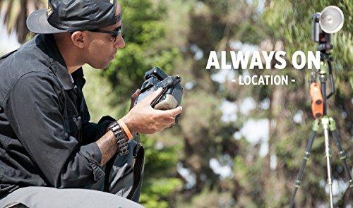 Leatherman - Tread Bracelet, The Travel Friendly Wearable Multitool, Black (FFP)