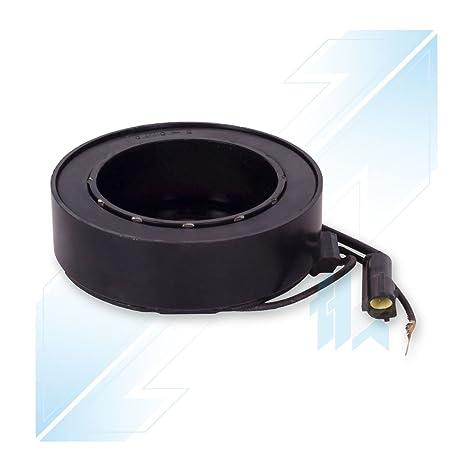 climática Compresor acoplamiento magnético Bobina apto para Mercedes-Benz Iveco Daily III/IV denso