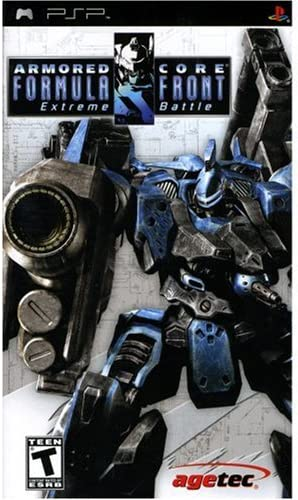 Armored Core: Formula Front / Game: Amazon.es: Videojuegos