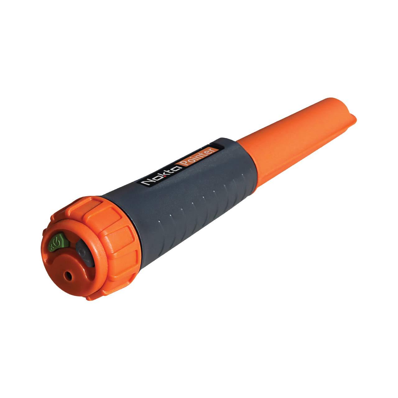 Nocta Pointer - Detector de metales Resistente al agua IP 67 Detección de 360º: Amazon.es: Bricolaje y herramientas