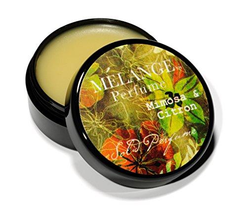 Melange Mimosa Blossom & Citron Solid Perfume