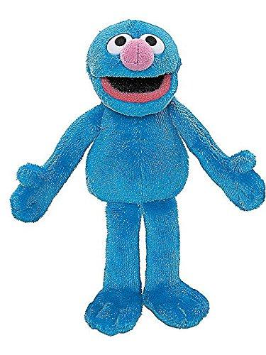 (Gund Sesame Street Grover Finger Puppet 6