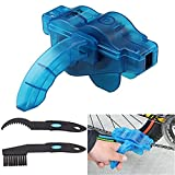 Bicycle Scrubber,BeiLan Bicycle Chain Cleaner Bike Chain Cleaning Tool (3 Pieces) Outdoors Multi-purpose for Cycling Bikes Road Bikes Mountain Bikes