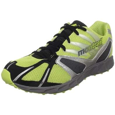 Montrail Men's Rogue Racer Trail Running Shoe,Voltage/Metallic Silver,7 M US