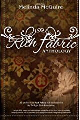 Rich Fabric - An Anthology: The Symbolism, Culture and Tradition of Quilting Paperback