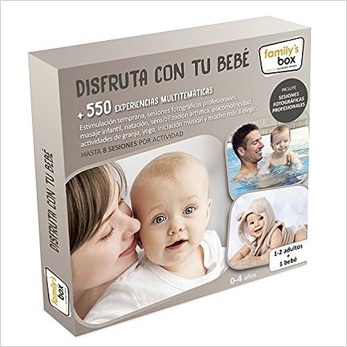 family box disfruta con tu bebe