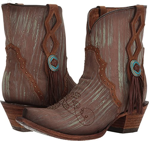 Brown Boots C3292 Womens Turquoise Corral vOwCZqxx