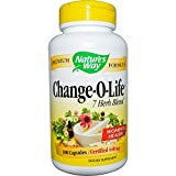 Cheap Nature's Way – Change-O-Life 7 Herb Blend – 440 mg – 180 Cap