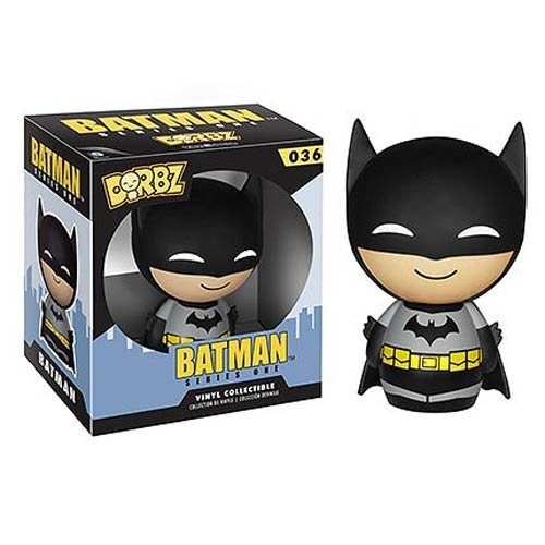 Funko Dorbz: Batman - Black Suit Action Figure