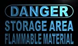 ADV PRO m668-b Danger Storage Area Neon Light Sign