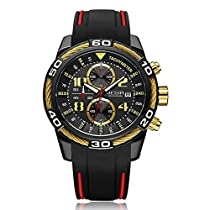 Megir Chronograph The Champion Luxury Sports Watch For Men(2