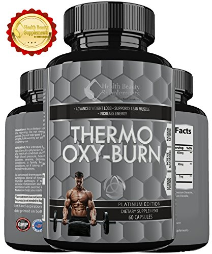 ** Le MUSCLE PHASE HYPER PHASE 3 THERMO OXY BURN