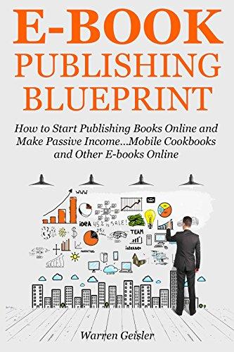 amazon com ebook publishing blueprint how to start publishing