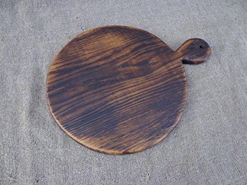 Old Rustic Cutting Board, Wooden Serving Board, Vintage Wood Board, Chopping Board, Bread Board, Cheese Board, Kitchen Decor (Cabin Cutting Board)