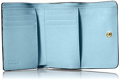 Furla Babylon Woman Wallet S Trifold turquoise