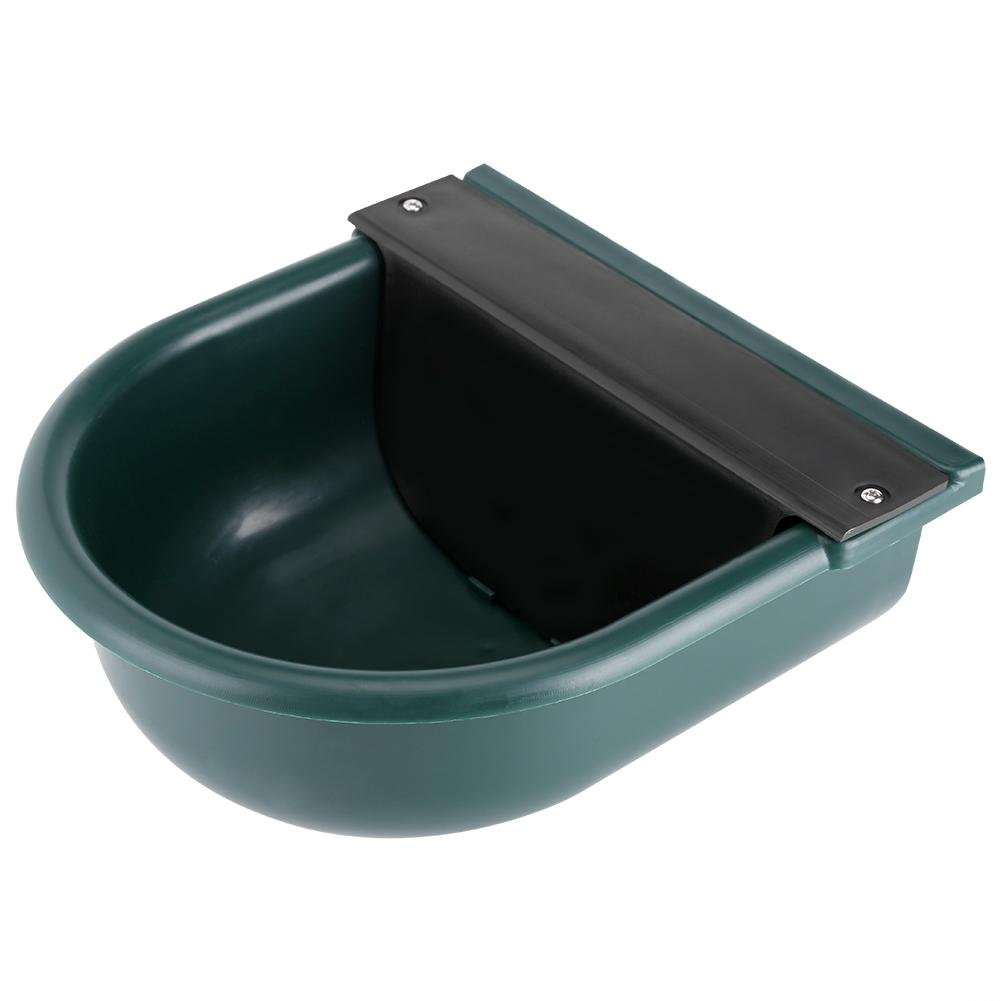 Estink Drinking Bowl, Automatic Float Valve Water Trough Drinking Bowl for Sheep Dog Horse Cows Goats and Other Livestock