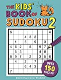 The Kids' Book of Sudoku 2 (Buster Puzzle Books)