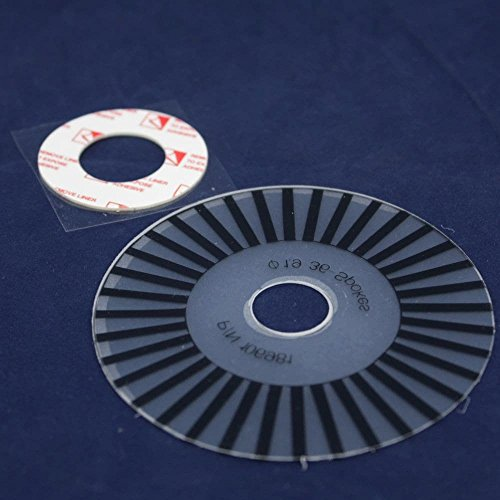 Proform 107052 Treadmill Speed Encoder Wheel Genuine Original Equipment Manufacturer (OEM) Part for Proform, Lifestyler, Weslo by ProForm