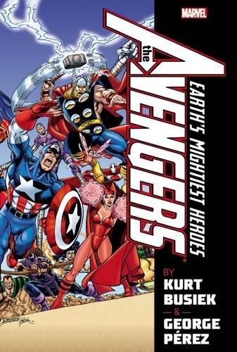 The Avengers by Kurt Busiek & George Pérez Omnibus Volume 1 Hardcover – April 7, 2015
