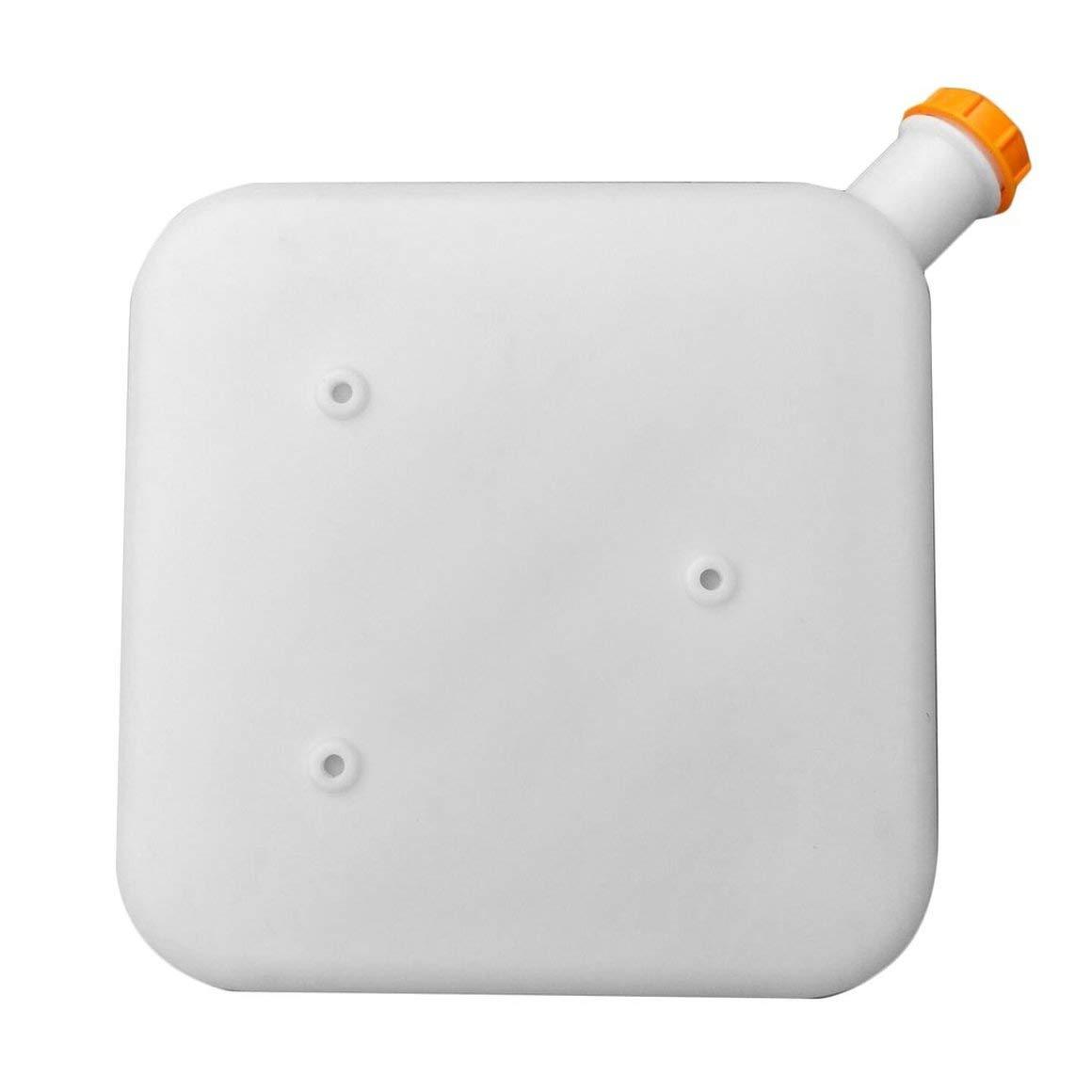 Funnyrunstore serbatoio di plastica portatile multifunzione olio di benzina scatola di immagazzinaggio universale per auto camion barca aria riscaldamento 10L