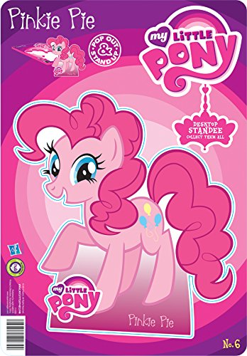 Nmr Distribution Aquarius MLP- Pinkie Pie Desktop Standee