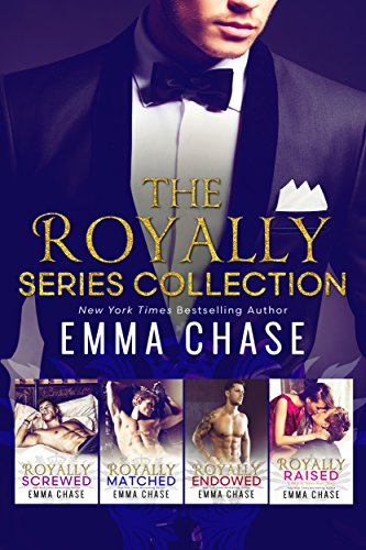 The Royally Series Collection (English Edition)