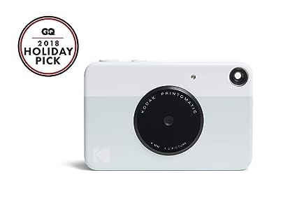 Amazon Com Kodak Printomatic Digital Instant Print Camera Grey