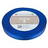 Country Brook Design 1 Inch Royal Blue Climbing Spec Tubular Nylon Webbing, 1...