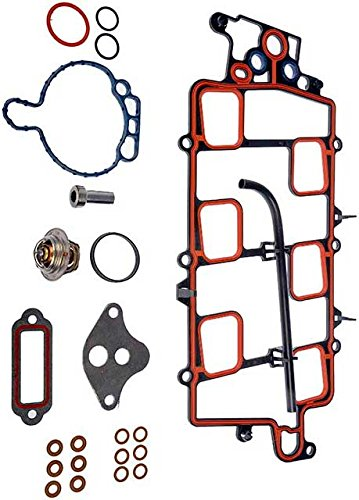 APDTY 726318 Upper Intake Manifold Gasket Kit Fits Select 95-05 3.8L Gm Engines (See Description For Fitment Detials)