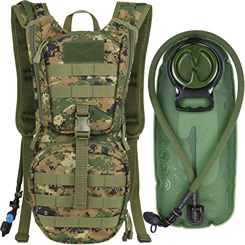 MARCHWAY Tactical Molle Hydration