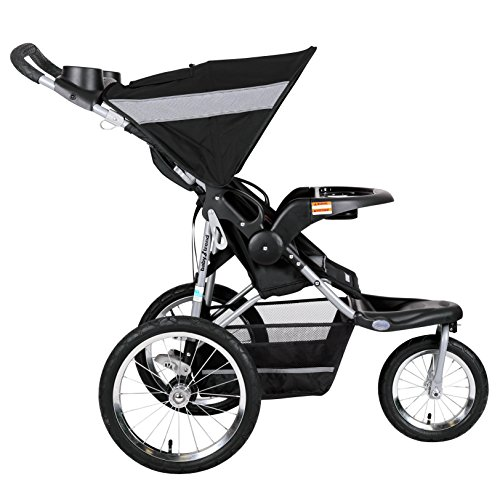Baby Trend Expedition Jogger Travel System, Millennium White by Baby Trend (Image #5)