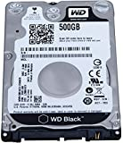 "WDC 500GB 2.5"" HDD SATA 7200RPM Internal Laptop OEM Hard Drive for PC Mac PS3 PS4 Playstation WD5000LPVX 500 GB 2.5 Inch"