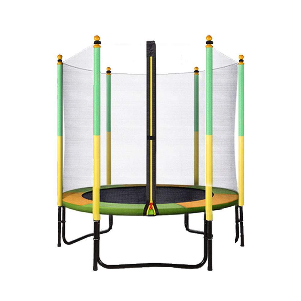 Trampoline mit Sicherheits-Einschließung 55 Zoll Innen- oder Trampoline im Freien für Kind-Baby-Eignungs-Ausrüstungs-Spielzeug des Baby-4.5