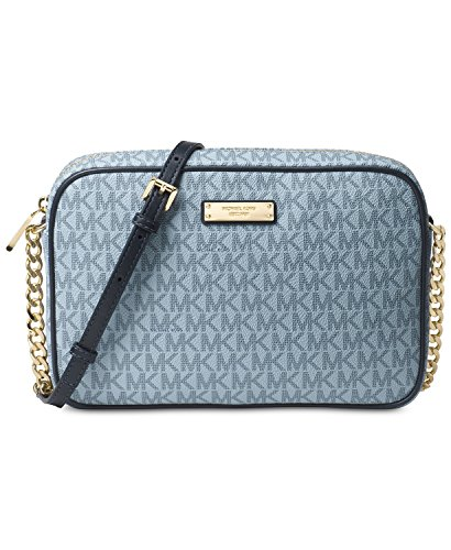 Michael Kors Blue Handbag - 5