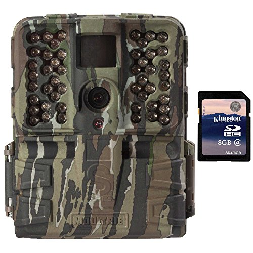 Moultrie S-50i 20MP 80-Foot FHD Video IR Game Camera + 8GB SD Card Review