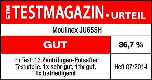 Moulinex JU655H10 Exprimidor de 1200 W, acero inoxidable, Gris ...