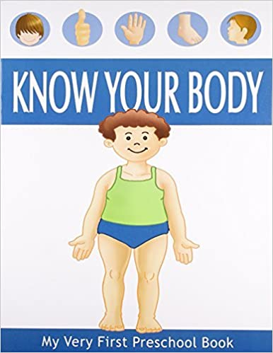 Book Know Your Body (My Very First Preschool Book) by Pegasus (2008-04-01)