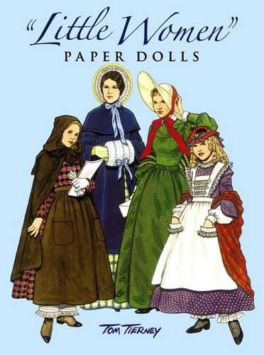 Little Women Paper Dolls (Dover Paper Dolls) ()