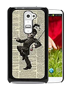 AZE Beautiful Fashion My Chemical Romance Black Parade Black Case Cover For LG G2