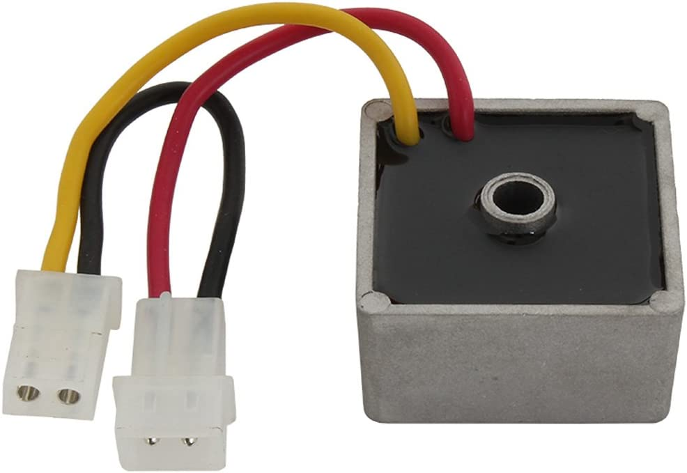 New Voltage Regulator 12-Volt Compatible with/Replacement forBriggs & Stranton, 790292, Abs6004