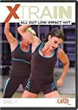 Cathe Friedrich's XTrain Series: All-Out Low Impact HiiT DVD by Cathe Friedrich