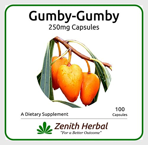 d759cf4d6 Amazon.com  Zenith Herbal Gumby Gumby Capsules 100 350mg  Health   Personal  Care