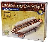 S.T.E.A.M. Line Toys Elenco Leonardo da Vinci Edu-Science - Submarine Assemble Set