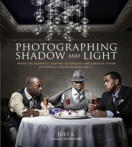 (Photographing Shadow and Light: Inside the Dramatic Lighting Techniques and Creative Vision of Portrait Photographer Joey L.)