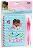 60 Sheet Disney Doc Mc Stuffins Journal w/Pen 48 pcs sku# 1859040MA