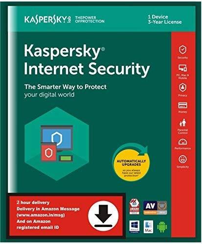 activation code for kaspersky internet security 2018